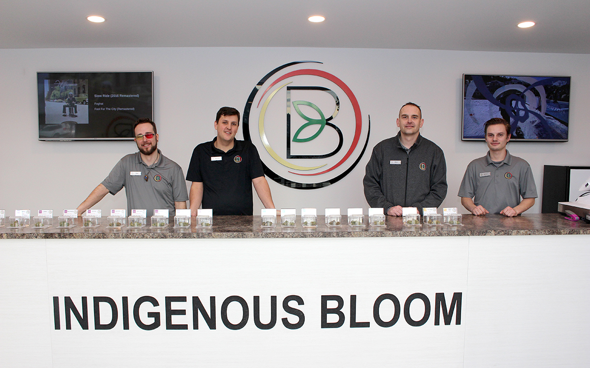 Indigenous Bloom opens near Kelowna | the oz
