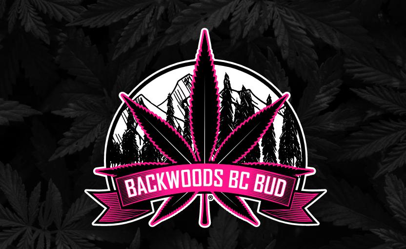 Backwoods BC Bud logo